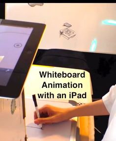 Here is a fun activity which only requires a whiteboard, an iPad, and some imagination. Get a stop motion app and just start making drawings. Take pictures as you go, and voila! An animation!