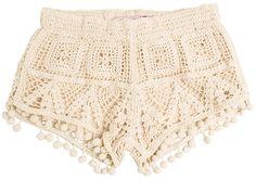 Swell Festival Pom Pom Shorts
