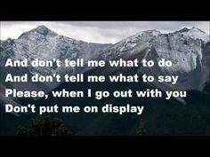 grace feat geazy you dont own me music pinterest