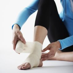 Given I tweaked my ankle last week, keeping these exercises in mind: balance blindfolded, jumping rope, walking on tiptoe, walking just on heels, and writing the alphabet with your feet.