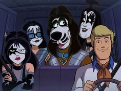 Scooby-Doo! and Kiss Rock and Roll Mystery image
