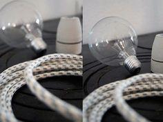 Tutorial fai da te: Come creare una lampada di design via DaWanda.com