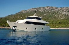 Luxury Yacht Adagio is available for a quick sale. This is a must see yacht!  #superyachtforsale