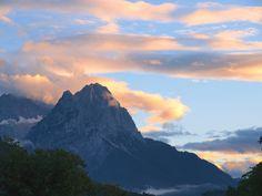 Garmish-Partenkirchen in Bavaria, southern Germany  via pacoveraft