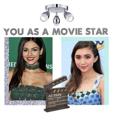 """""""You As A Movie Star {Re-Auditioning}"""" by valegarcia-reader ❤ liked on Polyvore featuring art"""