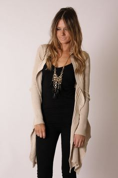 I may just have to have a pinboard dedicated to cardigans..