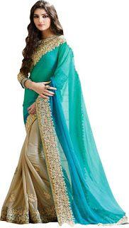 NimbleBuy: Sargam Fashion Embroidered, Self Design Bollywood ...