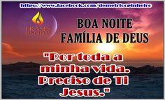 Preciso De Ti Jesus!
