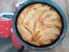 Gâteau amandes et poires