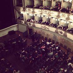 Teatro Comunale by Fiamma Vignola | MyTurismoER: Carpi, un foto-racconto collettivo