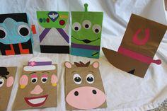 10 Handmade Toy Story INSPIRED Kids Birthday by CherishedBlessings, $12.99
