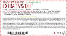 Macy's Coupons Ends of Coupon Promo Codes JUNE 2020 ! Looking for Macy's coupon and promotional code? Goodshop's coupon specialists re. Best Buy Coupons, Love Coupons, Print Coupons, Home Depot Coupons, Online Coupons, Discount Coupons, Promo Codes For Macys, Macys Coupon, Pizza Coupons