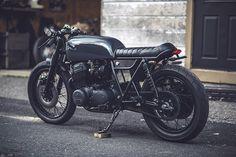 The Phantom - Clockwork Honda CB750 ~ Return of the Cafe Racers