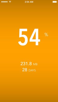 best data usage app ios 7