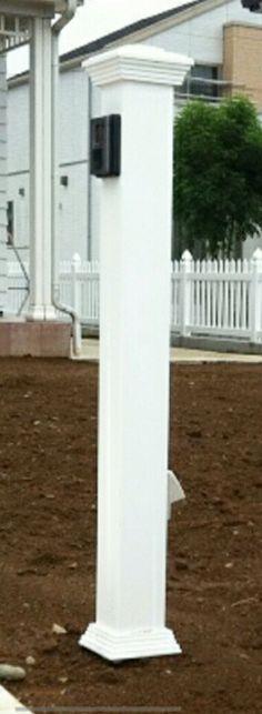 施主支給になりそう ~機能門柱編~|レオハウスで建てたネコと暮らす白い家