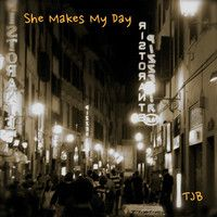 She Makes My Day - Acoustic Demo Version by TJB Music on SoundCloud #music #soundcloud #acoustic