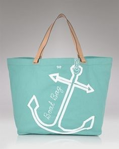 cute. love the color, and I'm obsessed with anchors.