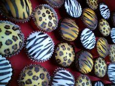 Animal print + Cupcakes = Any Girl's Dream