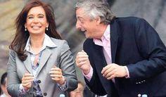 Nestor vive  en el corazón del pueblo Argentino!  Que nada ni nadie nos quite la alegría!