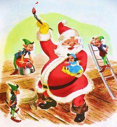"""F aire croire au Père Noël ou pas (à Saint-Nicolas, à la petite souris ou a la fée des dents tout ça c'est pareil) ? Il y a plus d'un siècle, Maria Montessori mettait les pieds dans le plat en posant la question dans les termes suivants : """"Dans les pays..."""