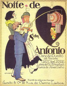 Música Noite de Sto. António (1921)