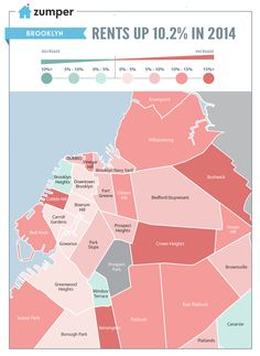 Brooklyn's rent prices grew at triple the rate of Manhattan's in 2014 | Time Out New York