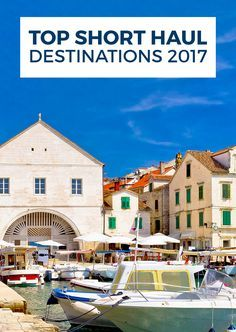Discover our top short haul destinations at James Villa Holidays