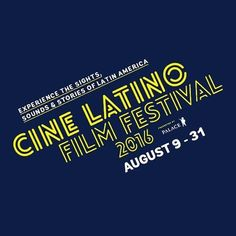 We're so excited to be part of the groundbreaking new film festival focusing exclusively on Latin America - the CINE LATINO Film Festival @cinelatinoff  And we're giving our Australian followers the chance to win tickets to opening night in your home state of #Sydney #Melbourne #Brisbane #Adelaide or #Canberra.  head to http://ift.tt/2aib6zl or click on the link in bio