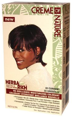 Cream of Nature Hair 33 Hair Color - Currant Kit (Pack of 2) * Check out this great product.