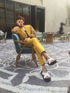 Ji Chang Wook to feature in Ceci China Ji Chang Wook Smile, Ji Chang Wook Healer, Drama Korea, Korean Drama, Korean Celebrities, Korean Actors, Dramas, Ji Chang Wook Photoshoot, Empress Ki