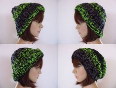 Beanie, Crochet Hats, Style, Fashion, Spare Ribs, Headboard Cover, Knitting And Crocheting, Knitting Hats, Moda