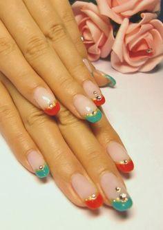 Moroccan nail