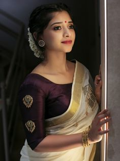 Blouse designs VARADHA Weird Weather News Article Body: We are half-way through this warm weather mo Lehenga Designs, Kerala Saree Blouse Designs, Wedding Saree Blouse Designs, Saree Blouse Neck Designs, Wedding Sarees, Blouse For Silk Saree, Pattern Blouses For Sarees, Designer Saree Blouses, Designer Sarees Wedding