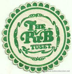 Posavasos. The Pub Tuset