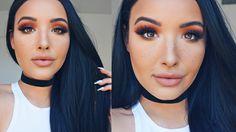 Faux Freckles + ABH Renaissance Palette Makeup Tutorial