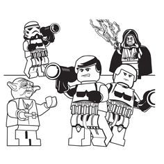 Leuk voor kids kleurplaat ~ Lego Star wars Lego Coloring Pages, Lego Star Wars, Darth Vader, Comics, Fictional Characters, Comic Book, Comic Books, Fantasy Characters, Comic