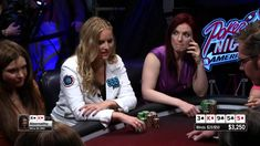 Poker Night in America World Poker Tour, Poker Night, Free To Play, Ladies Night, Season 3, Live For Yourself, Real Life, America, Lady
