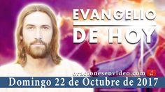 Evangelio de Hoy Domingo 22 Octubre 2017 agadle al César lo que es del C...