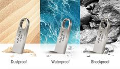ADATA a anuntat astazi lansarea unui nou USB flash-drive compact si foarte usor, ADATA UV310.
