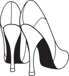 Copy of 95RA - Woman's high heel shoes
