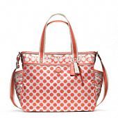 Considering another baby just to have this! BABY BAG SIGNATURE C DOT TOTE
