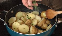 Thyme and Potatoes from P. Allen Smith