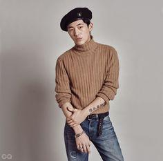 [GQ Korea] Shon Minho