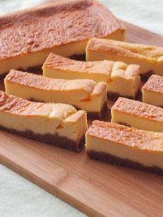 チーズケーキバー by asa | レシピサイト「Nadia | ナディア」プロの料理を無料で検索