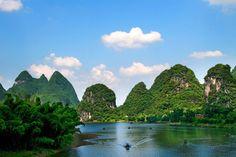 The South China Karst - http://designyoutrust.com/2014/08/the-south-china-karst/