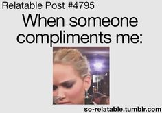 Soo funny totally me Funny Quotes, Funny Memes, Jokes, Funny Gifs, That's Hilarious, Beste Gif, Jenifer Lawrence, Totally Me, Have A Laugh
