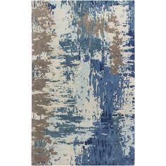 You'll love the Banshee Blue Area Rug at AllModern - With Great Deals on modern Décor  products and Free Shipping on most stuff, even the big stuff.