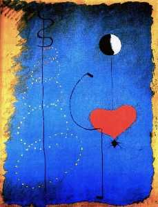 Portfolio Joan Miro Toute les oeuvres. (382: Acrylique Sur Toile, Collage, Dessin, Gravure, Huile, Huile Sur Toile, La Gouache)
