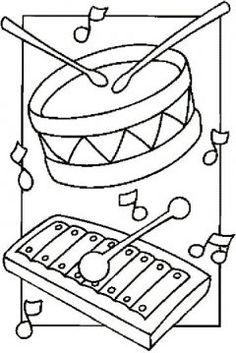 * Trommel & Xylofoon!