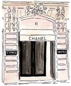 Chanel ~ Paris